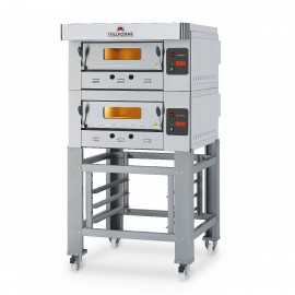 Horno pizza Doble Camara Refractaria IAEC-Y260