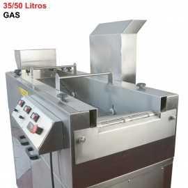 Freidora automatica industrial IPFGC