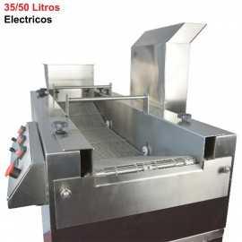 Freidora automatica industrial IPFEC