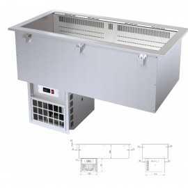 Cuba fria ventilada DICFV10002