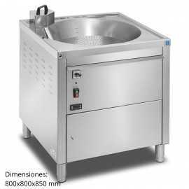 Fogon para churros, Electrico NTCE80
