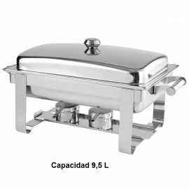 Chafing 9,5L Inox PUP379.065