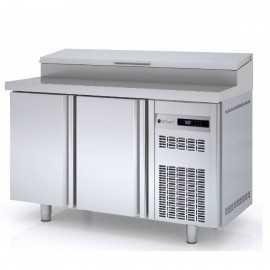 Mesa ingredientes para pizza COMFEI80-150