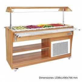 Mesa de buffet NICR899