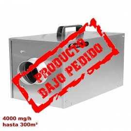 Generador ozono NECAÑON4000 hasta 300 m² Bajo Pedido