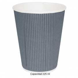 Vasos desechables 225ml 1000uds NIGP4