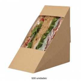 Envases desechables ECO sandwich NIFA379