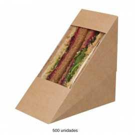 Envases desechables sandwich NIFA390