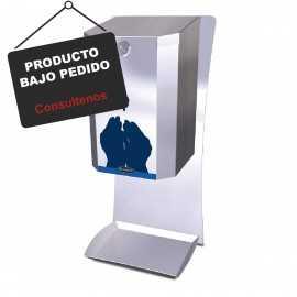 Dispensador gel hidroalcoholico Pared FR064602 Bajo Pedido