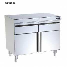 Mueble neutro F60 1 puerta mural DIF007910