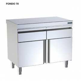 Mueble neutro F70 1 puerta central DIF0079
