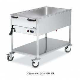 Carro baño maria DIF042020