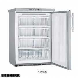 Tipos Congelador vertical liebherr FGGGu-1550