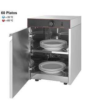 Calientaplatos electrico PU15027