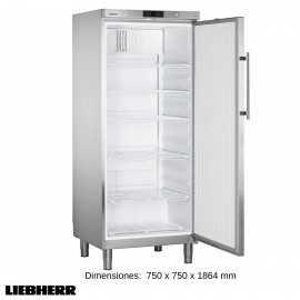 Armario frigorifico vertical inox FGGKv 60