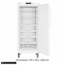 Congelador vertical Cestas FGGG 5210