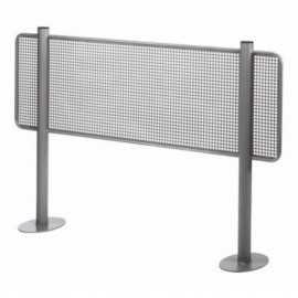 Separador de ambientes exterior Rejilla FYVALLA-SEP
