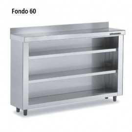 Contramostrador Fondo 60, 2 Estantes DIF3010125