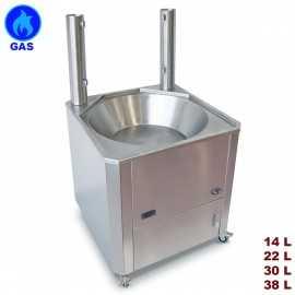 Fogon de churros a gas Automatica IPFGAUT