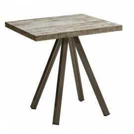 Mesas de diseño Melamina FYTRIP-M