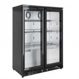 Armario expositor refrigerado doble EDETB-90