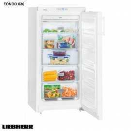 Congelador vertical liebherr 5/8 cajones FGGNP 13