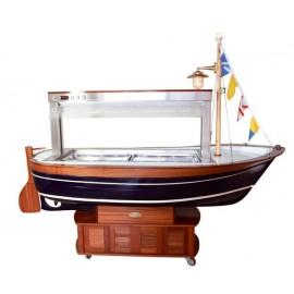 Panarea Electric - Barca Refrigerada-Frente