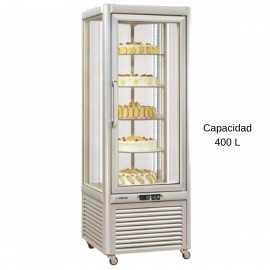 Vitrina congelador pasteleria EDVECSO-400