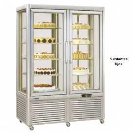 Vitrina congelador pasteleria EDVECSO-800