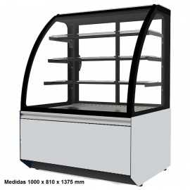 Expositor pasteleria Autoservicio EDVERM-1000-C