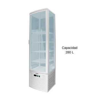 Vitrina expositora refrigerada EDVICO-300