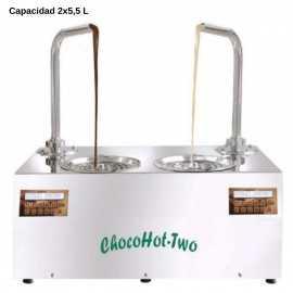 Dispensador chocolate caliente Doble MFCHOCOHOT2