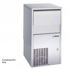 Maquina de hielo 80Kg/día Cubitos EDFHC-80-A-40