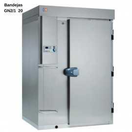 Abatidor de temperatura industrial PHCR-202