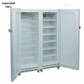Armario de refrigeracion y congelacion Blanco PHKITCF350PRO
