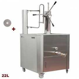Maquina de churros Profesional KIT 22 Litros IPKIT-CHPRO22L