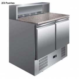 Mesas frias para ensaladas PHPS900