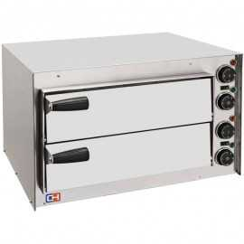 Horno pizza doble PHFP35PI