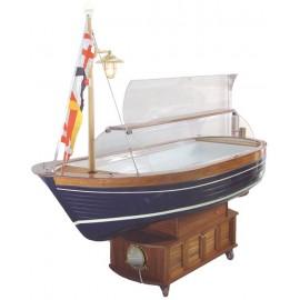 Expositor Barca Ischiai Canelli Mare