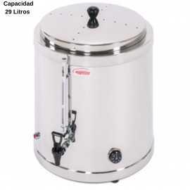 Termo calentador de leche 29L Visor CMTL/29