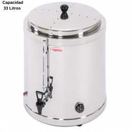 Calentador de agua electrico para te 33L CMRT/33