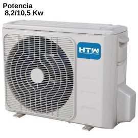Unidad exterior aire acondicionado 2x1