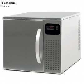 Abatidor de temperatura industrial 3GN1/1 PHCR03ECO