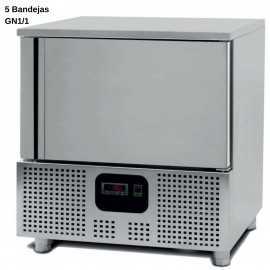 Abatidor de temperatura industrial 5GN1/1 PHCR05ECO