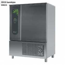 Abatidor temperatura 20/10 Bandejas PHCR-102