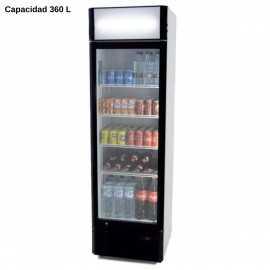 Expositor refrigerado 360L PHCS360B