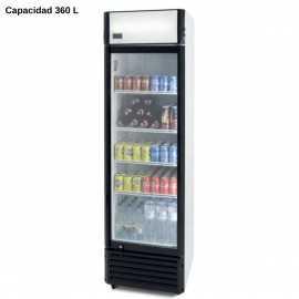 Expositor refrigerado de bebidas -5/5ºC PHSZ360