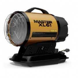 Cañon de calor gasoil master 14600 kcal/h ECXL 61