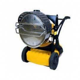 Cañon de calor gasoil por radiación ECXL 9 SR