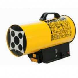 Cañon de calor a gas y bateria ECBLP 17M DC